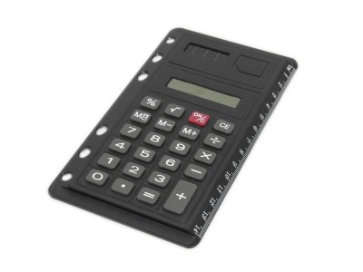Taschenrechner zum Abheften
