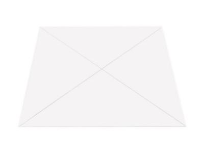 Dreiecktaschen 120 x 120 mm, selbstklebend