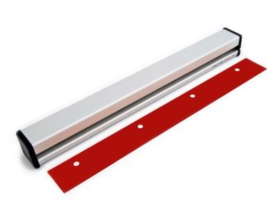 DIN A4 4-fach Locher aus Aluminium für Ringabstand 80-80-80