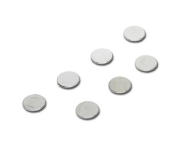 Stahlscheiben 10 x 0.6 mm